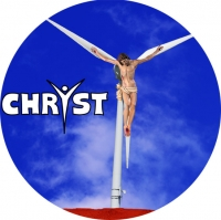 CHRYST - The Wheel of Transformation (Button)