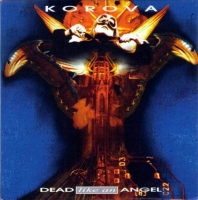KOROVA - Dead like an Angel (CD)