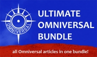 The Ultimate Omniversal BUNDLE